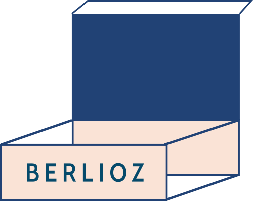logo berlioz box lunch juntas
